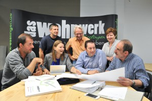 Wohnwerk ES GmbH Gruppenfoto 1