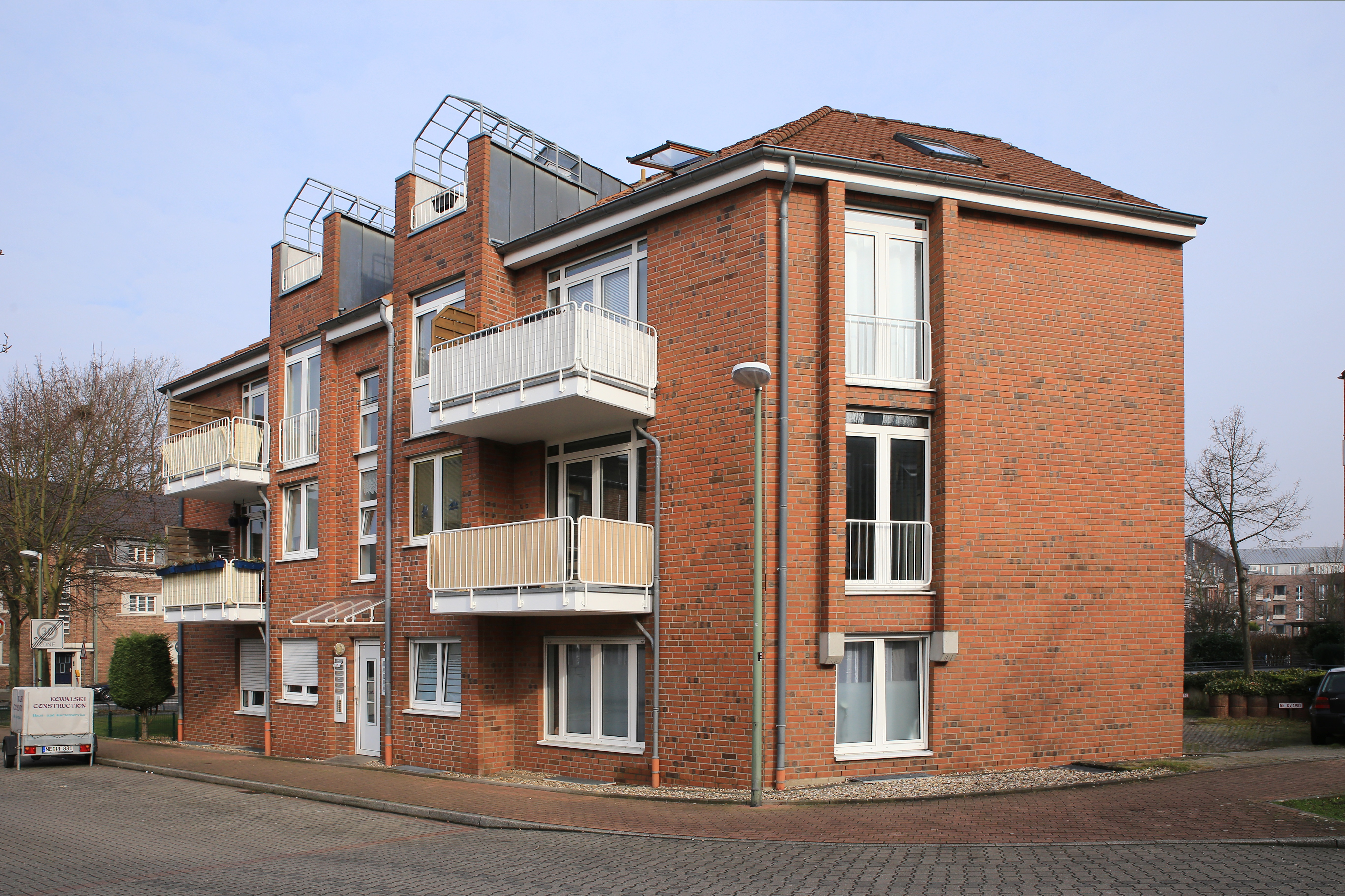Neuss 3 zimmer ca 73 m eigentumswohnung for Eigentumswohnung suchen