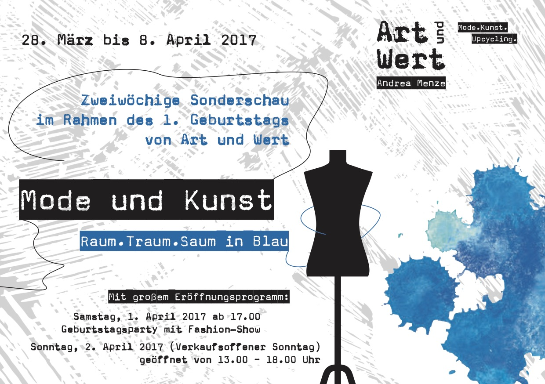 ARTundWERT_Postkarte_2017_A5_blau